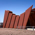Miners Memorial 1 - Broken Hill by Hans Kawitzki
