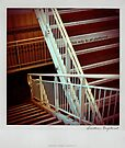 Stairs Polaroïd by Laurent Hunziker