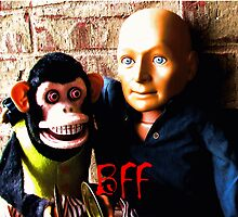 Hugo and Jolly Chimp: BFF by Margaret Bryant