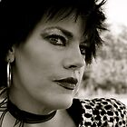Joan Jett for Halloween by sscearce