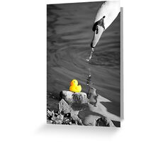Are you my baby? Greeting Card