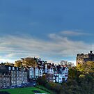 Edinburgh's Old Town by Tom Gomez