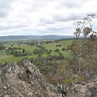 View from hanging rock 'summit'  by sarbi