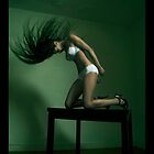 Fahima on table #3 by oliverfoto