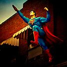 """Superman"" - Metropolis, Illinois by J. Scherr"