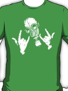 Devil Horns (White Version) T-Shirt