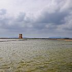 Torre Nubia, Saltine di Trapani, Sicily by Andrew Jones