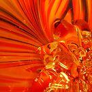 Glass pumpkin by pallyduck