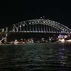 Sydney Harbour Bridge by John Anderson