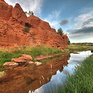 River Belle Fourche by Matt Halls