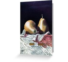 Fruit of the Earth Greeting Card
