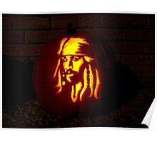 Halloween (Jack Sparrow) Poster
