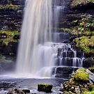 Uldale Force - Cumbria by Dave Lawrance