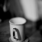 Experiments in Freelensing - Mug by Darren Peet