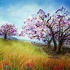 Under the Jacaranda Tree by Corrina Holyoake