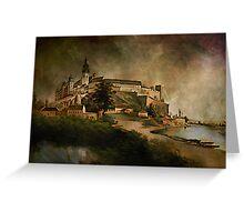 Wawel Castle, 1845 y Greeting Card