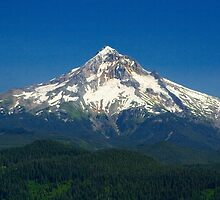 Mount Hood by Richard Ferguson