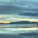 Reflections of Marion Bay by CezB
