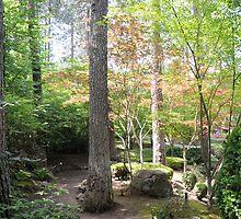 Japanese Garden by EricErland