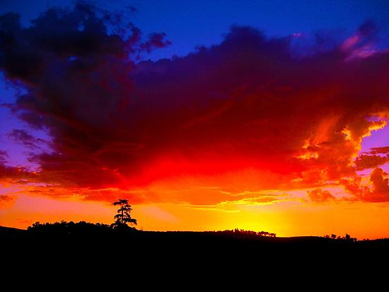 Red Horizon - Western Australia by AussieChris