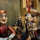 Vietnamese Water Puppets by Sergey Kahn