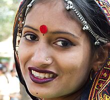 An Indian Woman by Neha  Gupta