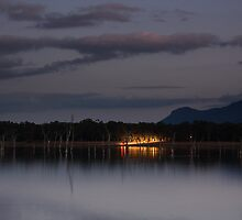 lake fyans,grampians by fazza