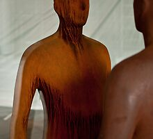 man in the mirror by Kamil Sikora