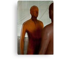 man in the mirror Canvas Print