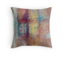 Spirit Matter Cosmos (section detail) Throw Pillow