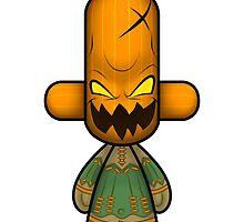 Capsule Toyz - Halloween by Saing Louis