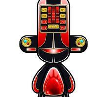 Capsule Toyz - Famous K2000 by Saing Louis