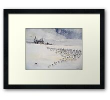 And, They'll Come Home.... Framed Print