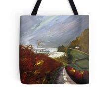 Towards Priest's Cove, Cape Cornwall Tote Bag