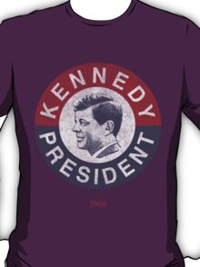 Vintage 1960 Kennedy for President T-Shirt T-Shirt