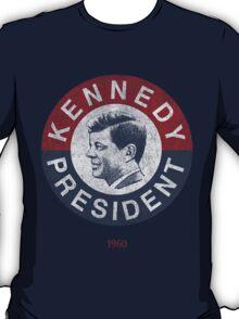 Vintage 1960 Kennedy for President T-Shirt T-Shirt