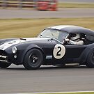 Black AC Cobra 289 by Willie Jackson