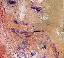 Mother and Child, Bernard Lacoque-1 by ArtLacoque