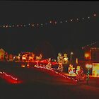 Christmas Eve Street.. by MaeBelle