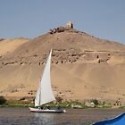 Aswan faluka by apple88