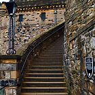 Lang Stairs, Edinburgh by embracelife