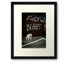 OnePhotoPerDay Series: 306 by L. Framed Print
