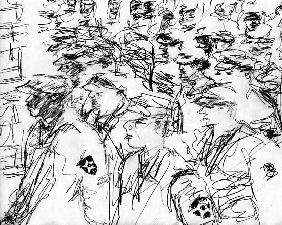 Our War: Day 93-20101101 by Cara Schingeck