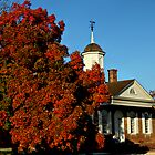 Colonial Courthouse Colors by Tim Scullion