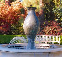 Beringer Fountain by MrJohnny68