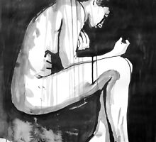 alone by Loui  Jover