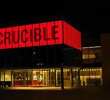 The Crucible, Sheffield by wiggyofipswich