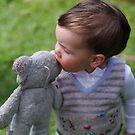 I love you, Teddy by Lanii  Douglas