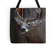 Gotta love corn - White-tailed Deer Tote Bag