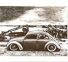 Jitter Bug by Sharon Poulton